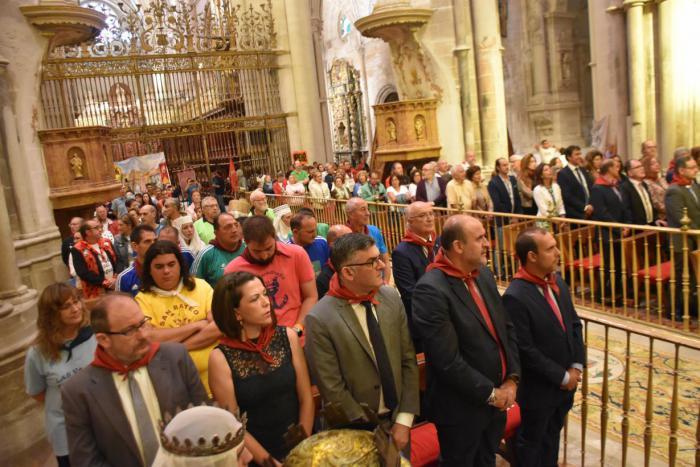 El vicepresidente de Castilla-La Mancha participa en la devolución del Pendón de Alfonso VIII
