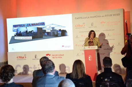 Castilla-La Mancha contará con un stand de 1.370 metros cuadrados en Fitur y presentará las líneas de actuación de su nuevo Plan Estratégico