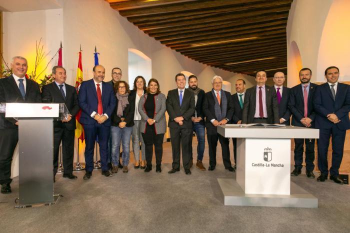Castilla-La Mancha recibe el reconocimiento de la Unión Europea por la implementación de la Inversión Territorial Integrada