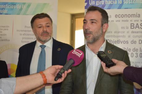 Fernando Marchán, viceconsejero de Medio Ambiente