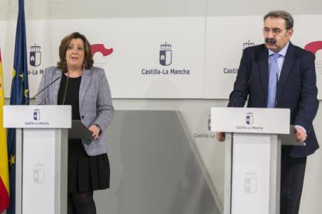 Castilla-La Mancha avanza un decálogo de medidas para mitigar el impacto del coronavirus en el tejido empresarial de la región