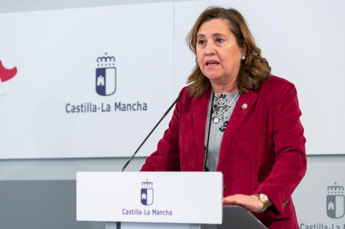 Rosa Ana Rodríguez, consejera de Educación, Cultura y Deportes