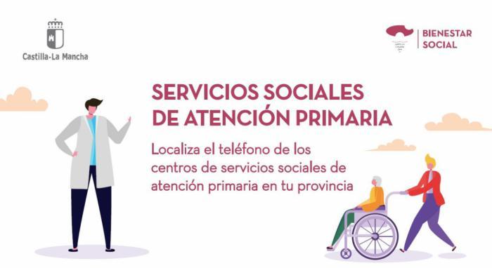 La Consejería de Bienestar Social facilita la intervención de los profesionales de Servicios Sociales de Atención Primaria mediante dispositivos móviles