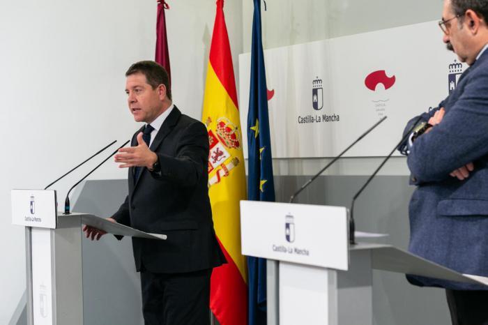 """Castilla-La Mancha realizará """"un estudio epidemiológico regional"""" que se sumará al encargado por el Ministerio de Sanidad para obtener un """"mapa más rico y detallado"""" del impacto del coronavirus"""