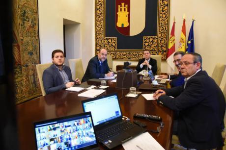 """La Junta pide al Ejecutivo central la creación de un """"instrumento jurídico de cogobernanza"""" para atajar un posible rebrote de COVID -19"""