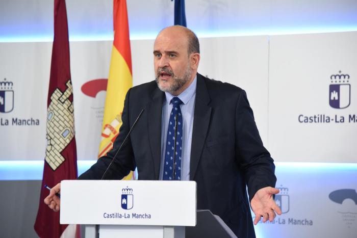 José Luis Martínez Guijarro, vicepresidente del Gobierno regional