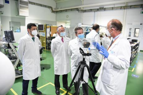 Castilla-La Mancha contará en la primera quincena de julio con el Proyecto de Ley de reserva de material de sanitario