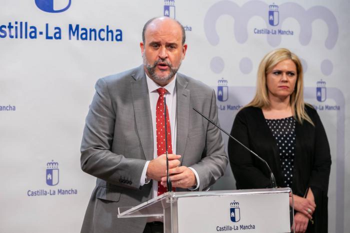 El Vicepresidente de Castilla-La Mancha informa de la acción del Gobierno Regional, hoy en Cuenca