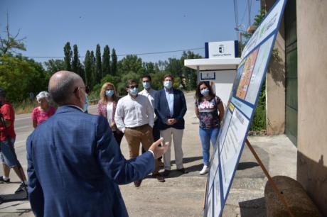 La Junta inicia las obras de mejora de la CM-2100 entre Arcas y Tórtola