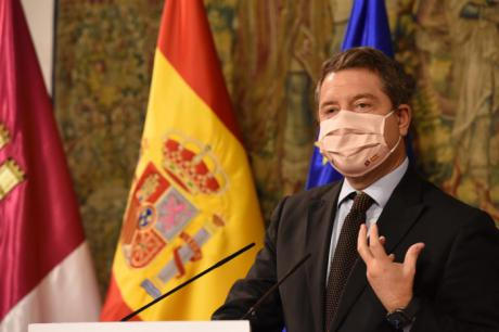 García-Page acoge con satisfacción las medidas adoptadas por el Gobierno de España y solicita consenso para su puesta en marcha
