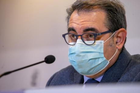 Fernández Sanz afirma que Castilla-La Mancha tiene margen de maniobra asistencial en unas semanas complicadas por el incremento de casos COVID tras las Navidades