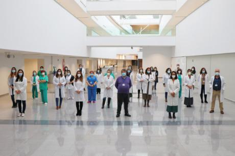 El Hospital Universitario de Toledo suma una nueva especialidad con el traslado del Servicio de Dermatología