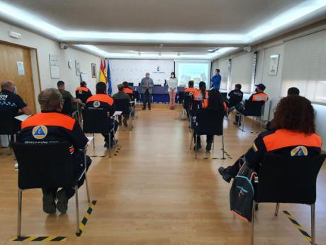 La Junta formará en 2021 a 3.365 efectivos del Sistema Nacional de Protección Civil, en un total de 146 cursos