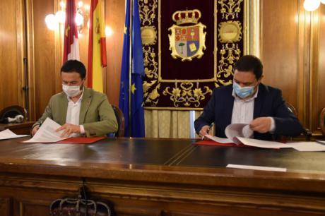 La Junta colabora con la Diputación de Cuenca para mejorar la recogida y el tratamiento de biorresiduos en diferentes municipios de la provincia