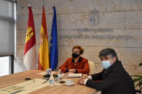 Castilla-La Mancha recibe el reconocimiento a la innovación de la Herramienta de Diagnóstico de la Situación Social