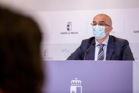 El director general de Salud Pública, Juan Camacho, informa sobre la incidencia de la pandemia de Coronavirus en Castilla-La Mancha