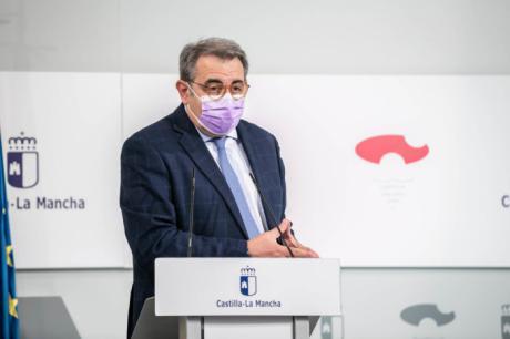 El consejero de Sanidad informa acerca de la incidencia del COVID-19