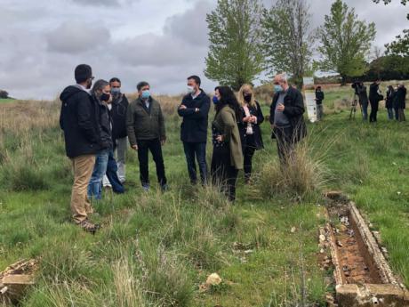 Se impulsa el proyecto 'LIFE Cañadas' con una inversión superior a 301.000 euros para mejorar la Cañada Real Conquense conectando espacios naturales de la Red Natura 2000