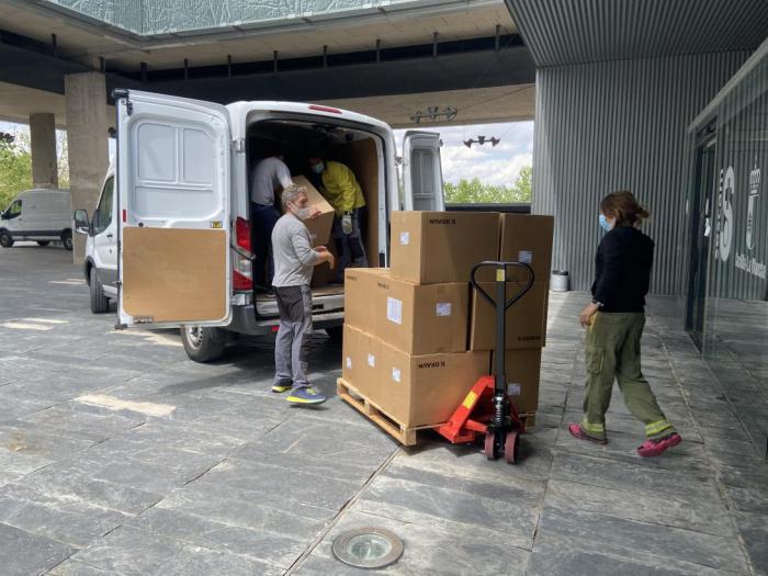 Sanidad ha superado los 47 millones de artículos de protección enviados a los centros sanitarios desde el inicio de la pandemia