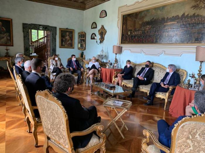 Castilla-La Mancha promociona la región como destino turístico y de inversión ante touroperadores y empresas de Italia