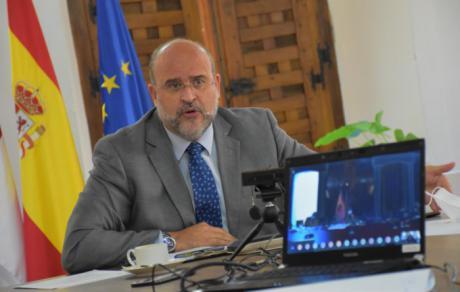 Castilla-La Mancha pide aplicar discriminación positiva en el reparto de fondos europeos para zonas afectadas por despoblación