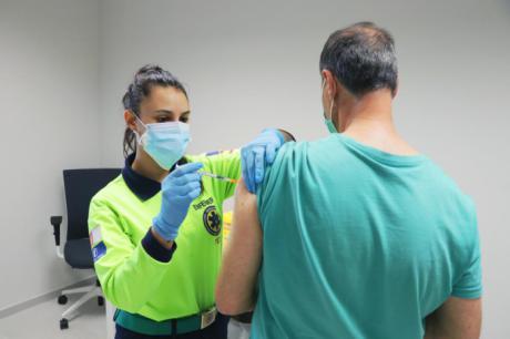 La región finaliza la semana sin ningún municipio con medidas especiales y con 124.916 dosis administradas de vacuna contra el COVID