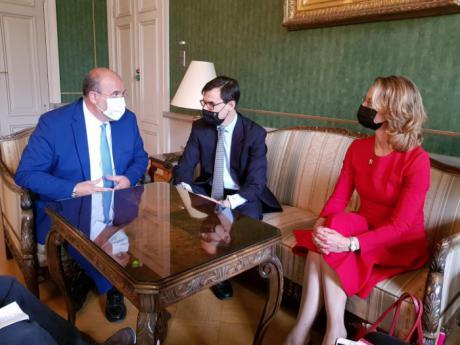 Martínez Guijarro apunta a la 'bioeconomía forestal' como una oportunidad de desarrollo para las zonas despobladas de Castilla-La Mancha