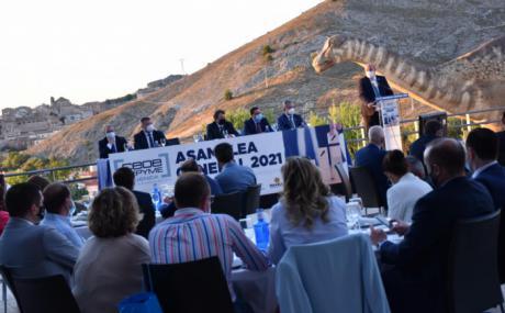 Martínez Guijarro anuncia que Castilla-La Mancha espera gestionar 5.600 millones de euros de fondos europeos en el próximo período de programación