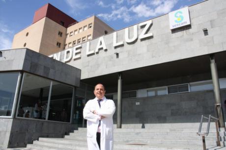 El alergólogo Antonio Moreno Fernández, presidente de la Sociedad Madrid-Castilla-La Mancha de Alergología e Inmunología Clínica