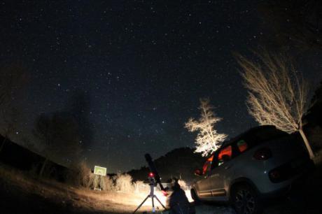 Se impulsa la incorporación del Alto Guadiela como Destino Turístico Starlight de la Serranía de Cuenca