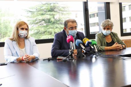 La Junta trabaja en un documento para la mejora de la atención sanitaria en las zonas despobladas que se elevará a Europa