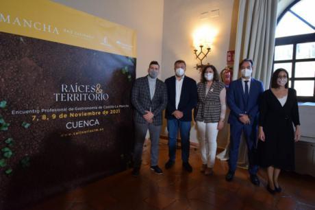 Cuenca acogerá del 7 al 9 de noviembre una nueva edición de Culinaria