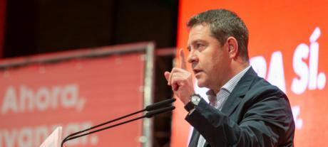 García-Page reitera que no quiere el ATC