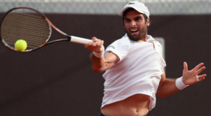 Pablo Andújar, un conquense con el sueño de Roland Garros