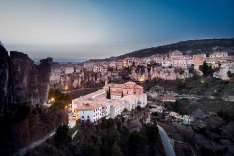 Todos los Paradores de Castilla-La Mancha tendrán fibra óptica a primeros de julio