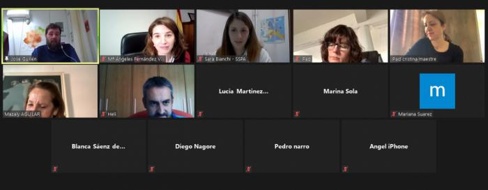Las organizaciones empresariales de Cuenca, Soria y Teruel trasladan a Bruselas su visión sobre el Mecanismo de Recuperación y Resiliencia