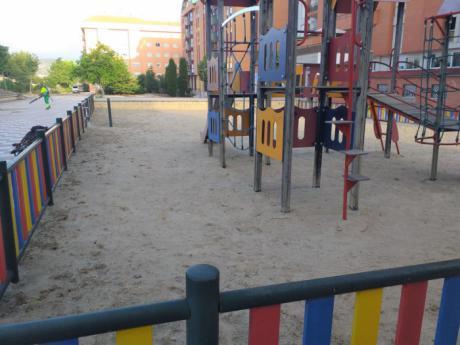 Adjudicado el contrato para el mantenimiento integral de las áreas de juegos infantiles