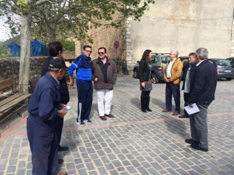 Cuenca nos une se compromete a mejorar las comunicaciones con las pedanías