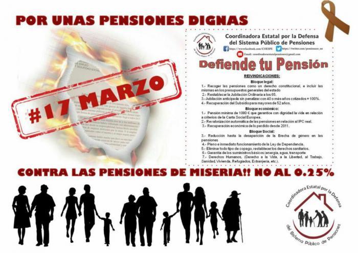 IU Mota inicia una ronda de contactos con pensionistas para que la jornada del 17 sea un éxito.