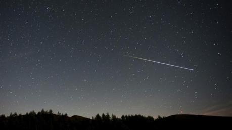Las Perseidas o Lágrimas de San Lorenzo impactarán contra la Tierra y contra la Luna