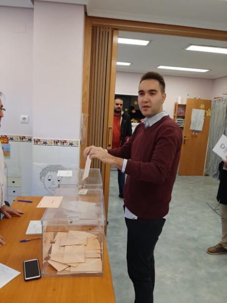 """Garrote anima a votar para """"quitar un cachito de poder al IBEX 35"""""""