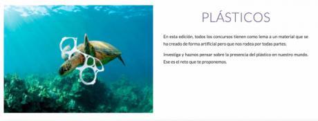 El plástico bajo la mirada crítica de los estudiantes del Instituto San José