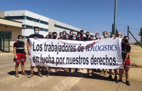 La plantilla de CEPL Iberia Tarancón se moviliza en defensa de sus derechos y de su dignidad