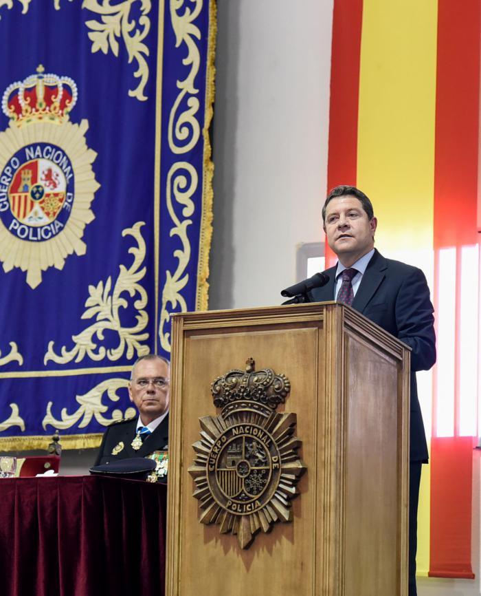 Policía Nacional, baluarte de la seguridad en España