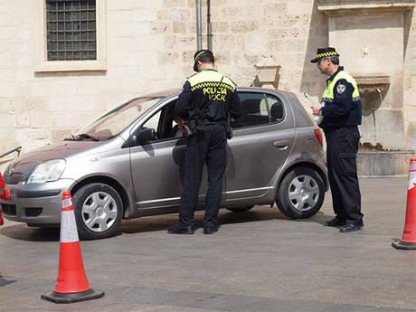Publicadas las listas de aspirantes admitidos y excluidos para las tres plazas de Policía Local