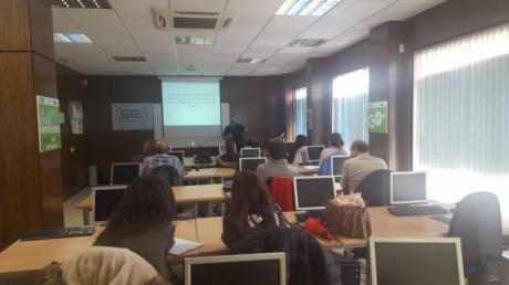Los empresarios de Tarancón aprenden a vender sus servicios y productos por las Redes Sociales