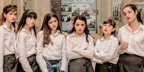 """""""Las niñas"""" llegan esta tarde al Cineclub Chaplin"""