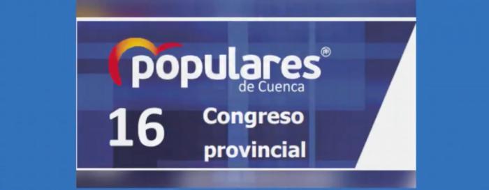 El XVI Congreso Provincial del PP será presencial y con urnas al aire libre
