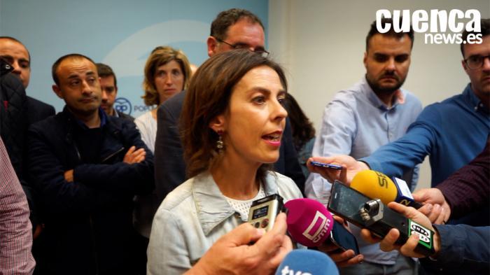 El PP de Luz Moya se convierte en la tercera fuerza política en la capital