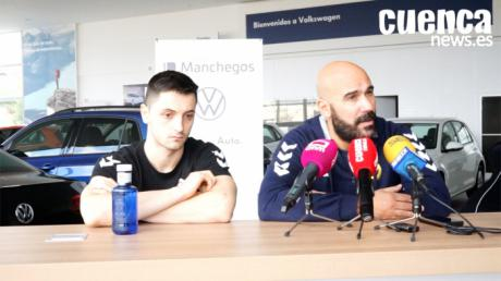 El Liberbank Cuenca recibe al Abanca Ademar con el segundo puesto y la Copa Asobal en juego